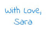 With Love, Sara